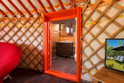 glamping met alle luxe